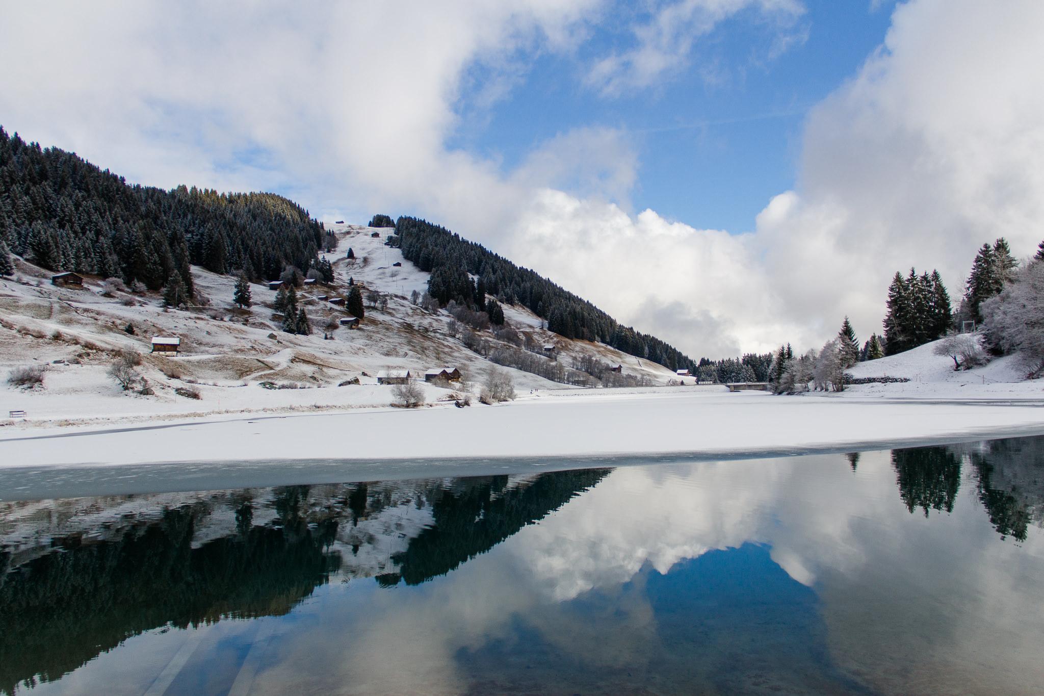 Winterurlaub mit Kindern in der Schweiz