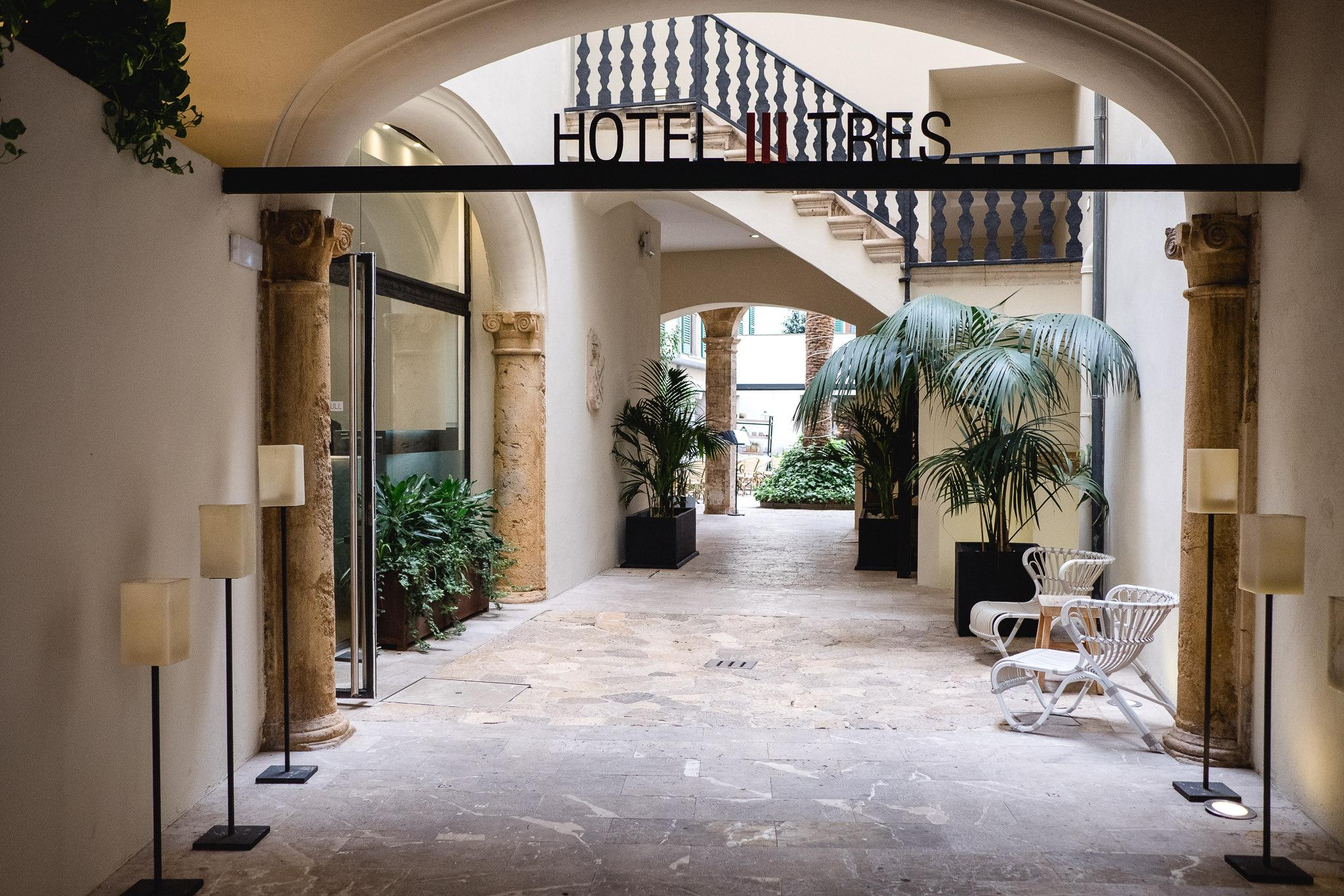 Hotel Tres Städtereise Palma